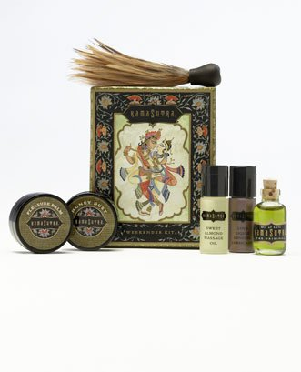 Kama Sutra Weekender Kit Gift Idea
