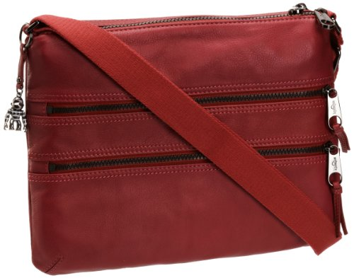Kipling Women's Alvar Leather Shoulder bag