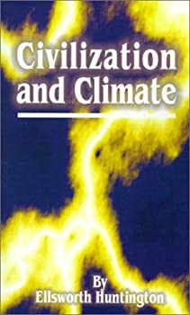 "Cover of ""Civilization and Climate"""