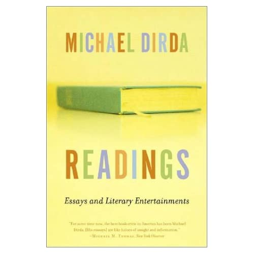 Readings: Essays and Literary Entertainments