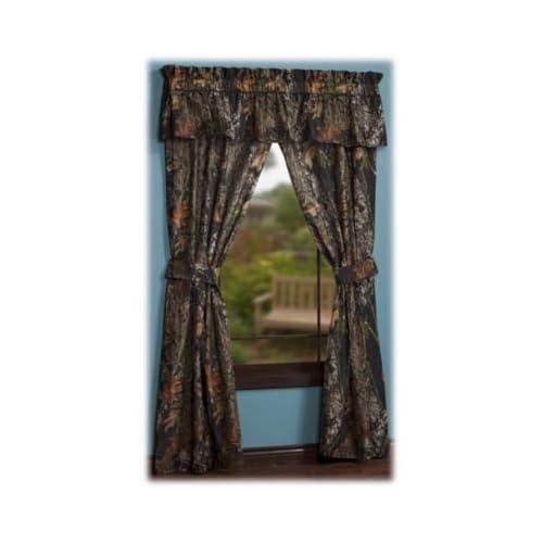 Camo Curtains - Mossy Oak New Break Up