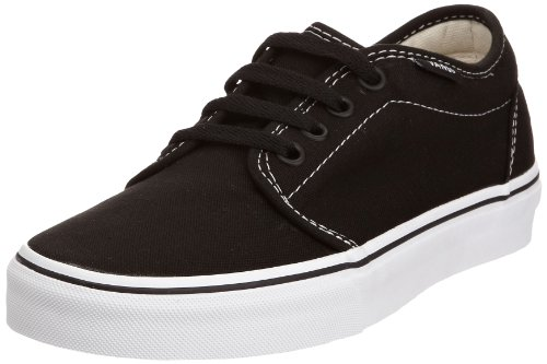 vans-vulcanized-unisex-adults-trainers-black-white-8-uk