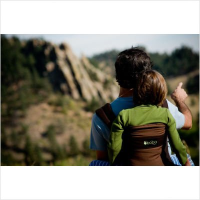 Boba 2G Baby Carrier - Chestnut