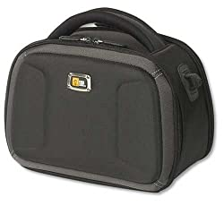 Case Logic QPB-5 Camcorder Case (Black/Gray)