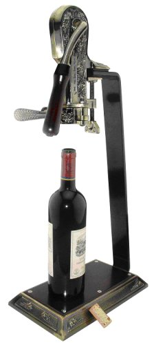 Quest Products Connoisseur Vintner's Reserve Tabletop Wine Opener