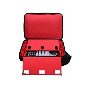 Odyssey Cases BRLDIGITALXLE | Red Series Digital XLE DJ Controller Gear Bag
