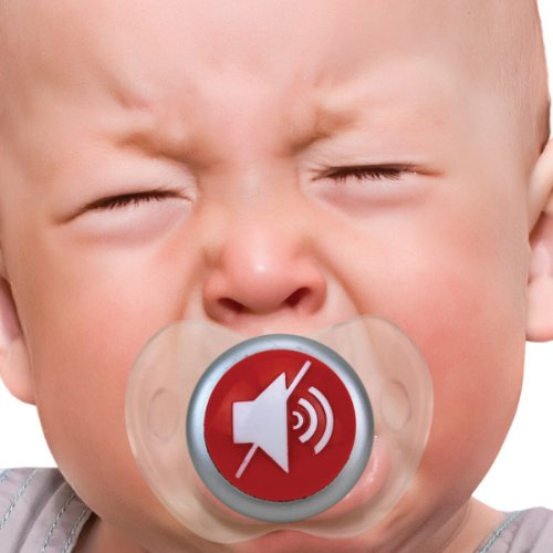 Baby Funny Pacifier front-967113