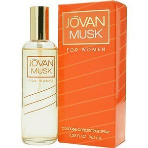Jovan Musk per Donne di Jovan - 11 ml Eau de Cologne Spray