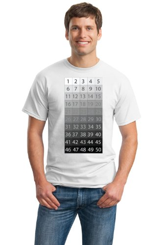 50 SHADES OF GRAY Unisex T-shirt / Funny Clever Halloween Costume Party