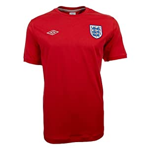 England Umbro Trainings Trikot