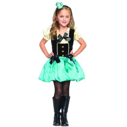Leg Avenue - Tea Party Princess Toddler / Child Costume - Small (4-6)