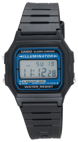 Casio Men's F105W-1A Illuminator Digital Watch