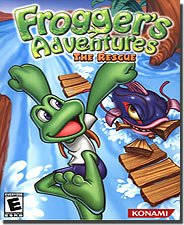 Frogger&#8221;s Adventures: The Rescue