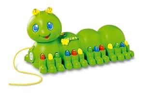 LeapFrog - 1er âge - Chenille ABC verte