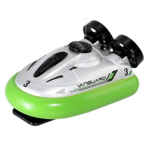 41XVQPfvGGL BestOfferBuy Mini Radio Control RC Hovercraft Racing Speed Boat 777 220 Green