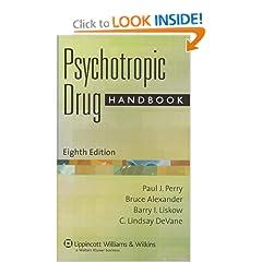 Psychotropic Drug Handbook