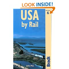 USA by Rail, 6th (Bradt Rail Guides)