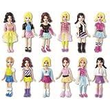 Mattel Polly Pocket Sammelpuppen