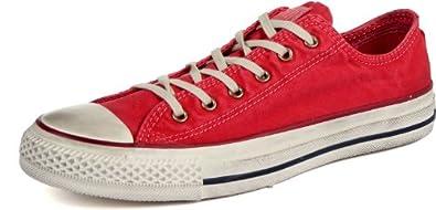 Converse Basic Chucks 136715 CT W Tango Red 36