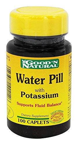 Is water pills good for you