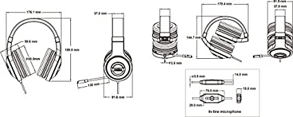 Perixx-AX-3000-Over-the-Ear-Headset