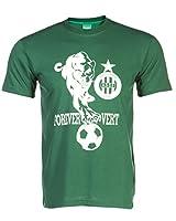 T-shirt ASSE - Collection officielle AS SAINT ETIENNE -Taille adulte homme