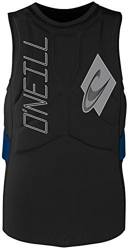 O' Neill GOORU Tech Kite Vest protettore, nero, S
