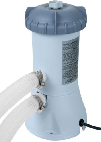 Intex 1000 GPH (Gallon Per Hour) Pool Filter Pump
