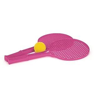 Baseline Soft Tennis Set - Pink