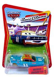 Disney Pixar Cars RaceORama Mario Andretti