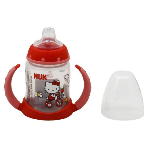 NUK-Hello-Kitty-Silicone-Spout-Learner-Cup-5-Ounce