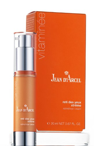 Jean D'Arcel Vitaminee Retinol Eye Cream, 20 Ml / 0.67 Fl Oz