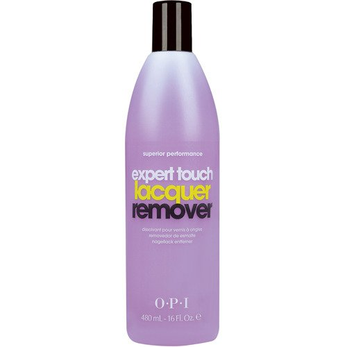 OPI Expert Touch Lacquer Remover, 16 Fluid Ounce