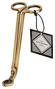 1 X Antique Brass Wick Trimmer for Candles