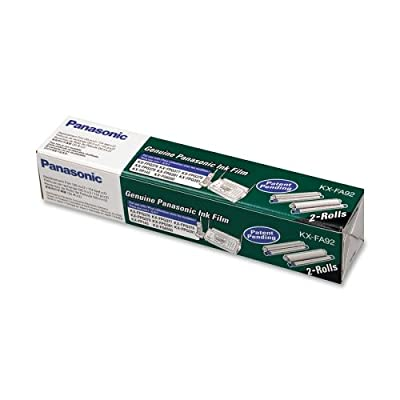 Panasonic KXFA92 Film Roll Refill, 2/Box