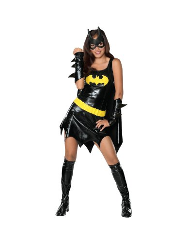 Rubies Co Batman Teen Batgirl Costume at Gotham City Store
