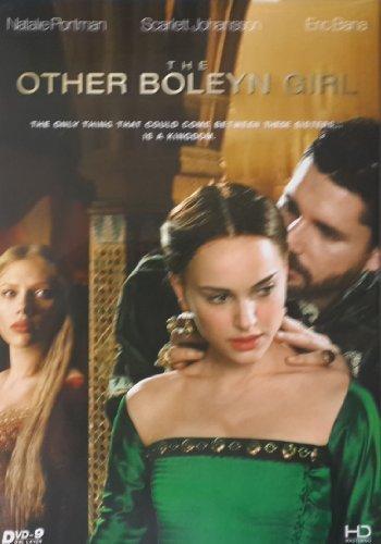 The Other Boleyn Girl (2008) Natalie Portman, Scarlett Johansson, Eric Bana 【海外版】