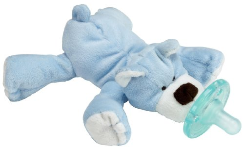 Wubbanub Blue Bear front-920044