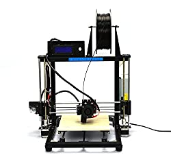 [New Arrival]HICTOP Auto Leveling Desktop 3D Printer Prusa I3 DIY Kit High Accuracy CNC Self-assembly 270*210*200 mm Printing[...]