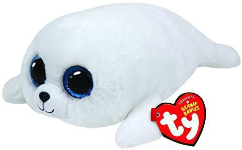 TY-Icy-peluche-foca-15-cm-color-blanco-36164TY