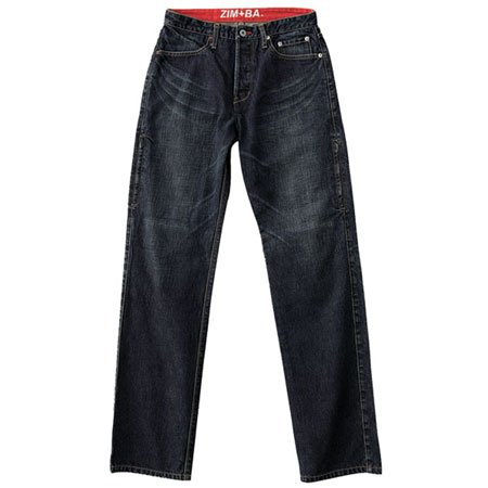 ジンバ(ZIM+BA) 4003 FIVE POCKETS DENIM PANTS INDIGO 34 ZBY003580034