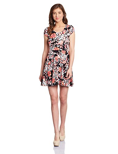 Aeropostale Women's Cotton Skater Dress
