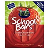 Fruit Bowl School Bars Strawberry 5 X 20G