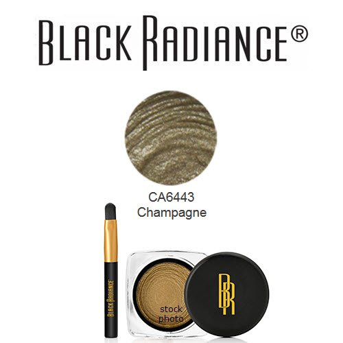 black radiance continuous creme eye color water resistant