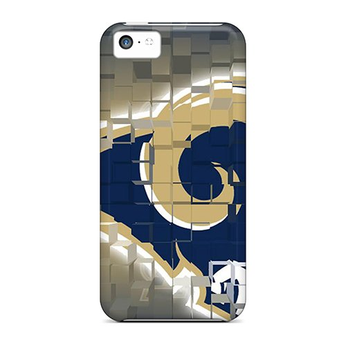 Tough Iphone Jzw4449Matm Case Cover/ Case For Iphone 5C(St. Louis Rams)