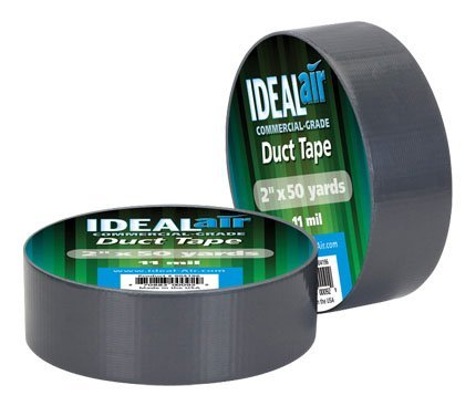 Cheap IDEAL AIR DUCT TAPE 2 IN X 50 (B0089Y83PI)
