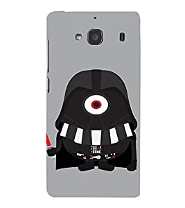 EPICCASE Starwars Minion Mobile Back Case Cover For Mi Redmi 2 (Designer Case)