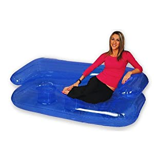 blow up inflatable furniture full sized 6