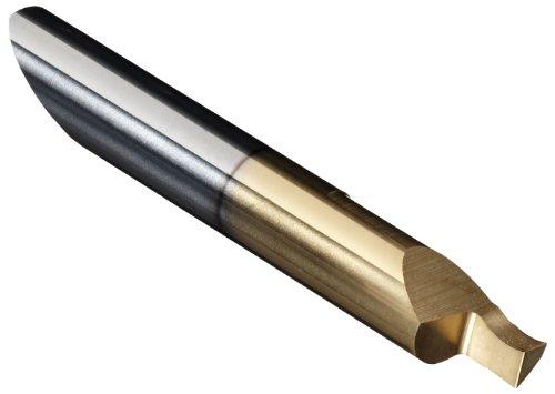Sandvik Coromant CXS-06F200-6215AR 1025 GC1025 Grade, PVD Coated, Cylindrical Bar Shape, 06 Insert Size, 0.236