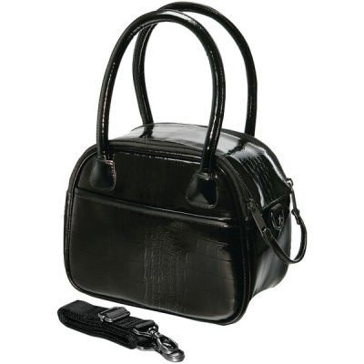 Fujifilm 600009105 Faux Croc Bowler Bags (Black) fujifilm x t2 body black